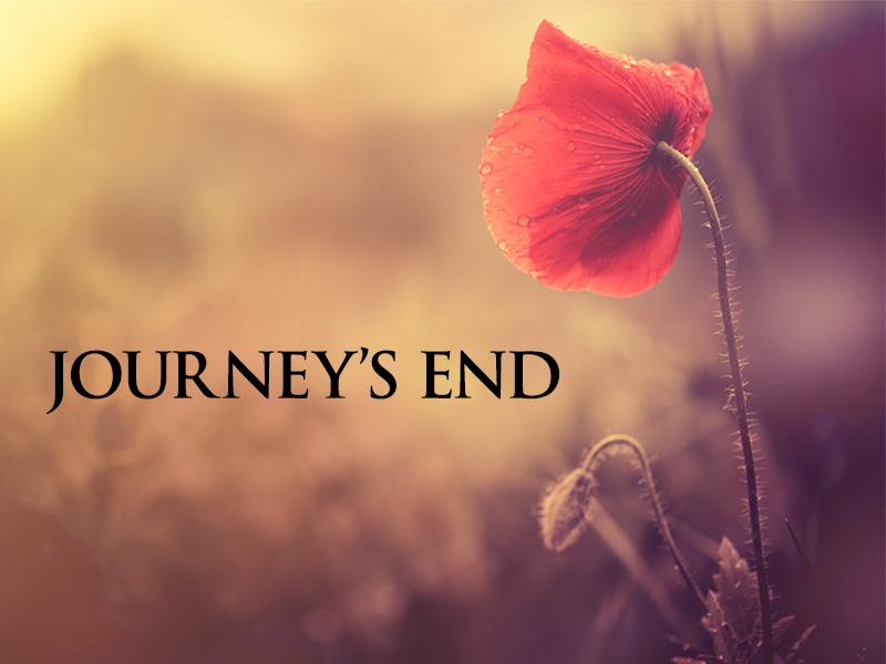 stanhope is the hero in journeys How does sherriff present heroism in journey's end the presentation of hero-worship between raleigh and stanhope in the play suggests that it is permanent and.